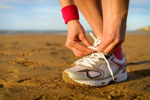 Čišćenje sportske obuće