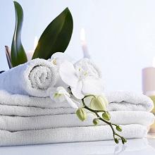 Pranje wellness rublja