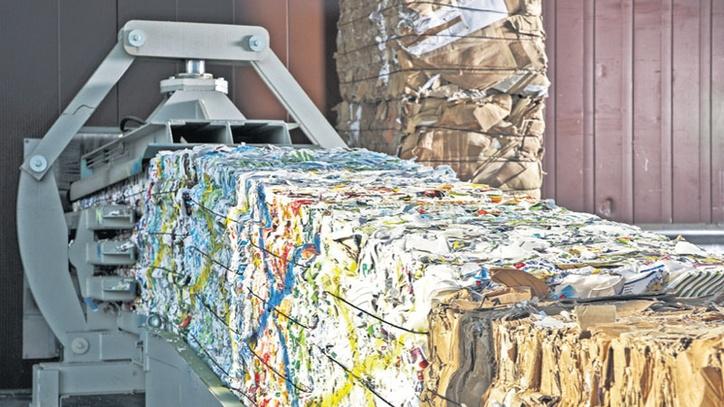 Reciklaža tekstila lemia