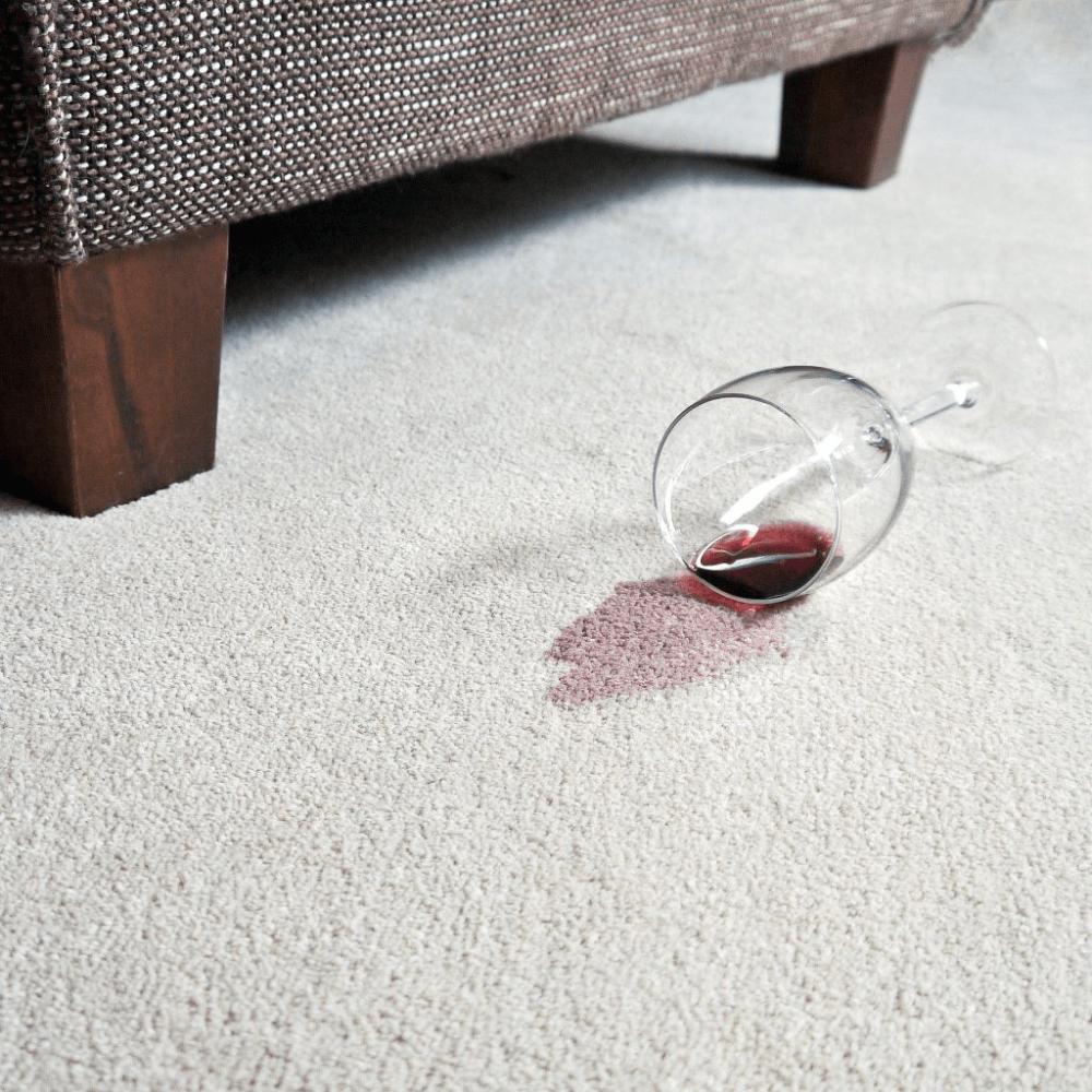 Kako s mrljama od vina ?