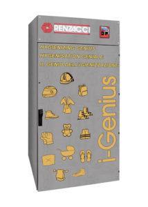 I-Genius-stroj sa dezinfekcijskim djelovanjem