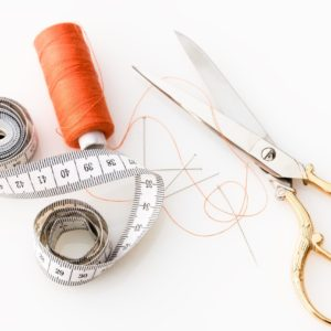 Krojački popravci tekstila i kože